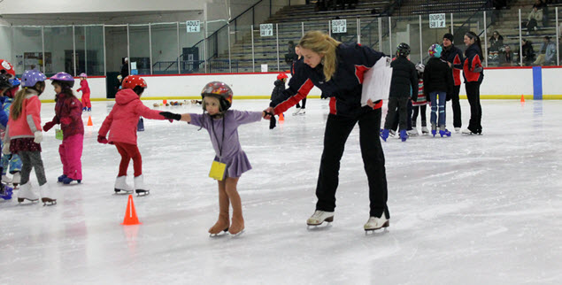 Learn to Skate - Figure Skating - Poway ICE