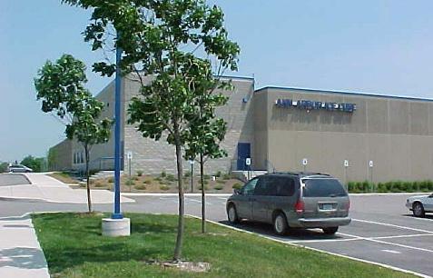 Ann Arbor Ice Cube - Ann Arbor, Michigan - Gym/Physical ...